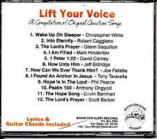 """""""Lift Your Voice"""" A Compilation of Original Christian Songs (CD)"""