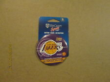NBA Los Angeles Lakers 2002 Western Conf.Champs Button