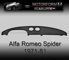 Alfa Romeo Spider Fastback Armaturenbrett-Cover Abdeckung dashboard dash cover