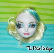 EVER AFTER HIGH FAYBELLE THORN DOLL HEAD ONLY FOR REPLACEMENT OR OOAK