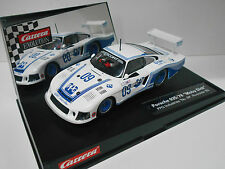 PORSCHE 935/78 MOBY DICK #9 RIVERSIDE 83 SLOT SCALEXTRIC CARRERA 1/32