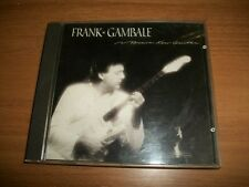 CD-FRANK GAMBALE-BRAVE NEW GUITAR-LEGATOHEADING WEST-1991