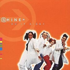 Do It Right by Shine MK (CD, Mar-2000, Reunion)