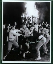 JOHN KERR SIGNED 8X10 PHOTO BEING HAZED CLOTHES RIPPED OFF TEA & SYMPATHY