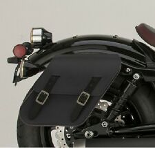 YAMAHA BOLT RIGID MOUNT LEATHER SADDLEBAGS - FITS 2014 -  2016 - FREE SHIPPING
