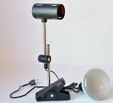 Vintage German Hama Studio Photo Video Background Spring Clamp with Lighting New