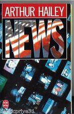 Livre de poche - Arthur Hailey - News