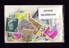 Espagne - Spain 100 timbres différents