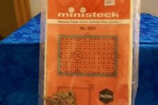 MINISTECK German Plastic Picture Making Kit Frame Only No. 980