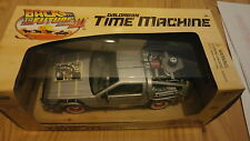 Welly Delorean Time Machine Back To The Future III   1/24 Scale.