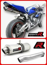 DOMINATOR Escape OVAL HONDA CBR 1000 RR 04-07 + DB KILLER