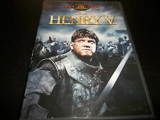 Henry V (DVD, 2000) RARE AND OOP, MINT CONDITION!