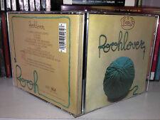 """POOH """" POOHLOVER """" RARO CD CGD MADE ITALY POZZOLI. TIMBRO A SECCO SIAE."""