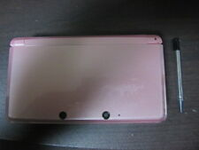 Nintendo 3DS Console Misty Pink Japanese version a749