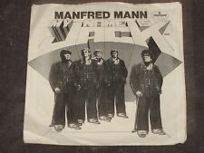 Manfred Man, My Name Is Jack/There Is A Man   w/picture sleeve