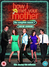 HOW I MET YOUR MOTHER - SEASON 7 - DVD - REGION 2 UK