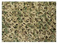 "LARGE Ultra-Lite MultiCam CAMO Netting Tarp Shelter 7'10""x19'8"" MILITARY QUALITY"