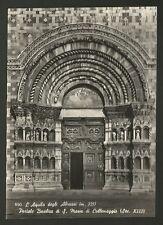 AD9232 L'Aquila - Città - Portale Basilica di S. Maria di Collemaggio