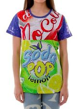 $300 OVERSIZED MOSCHINO X JEREMY SCOTT SODA POP/COCA COLA T-SHIRT SZ S SOLD OUT