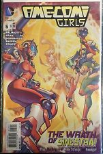 Ame-Comi Girls #5 VF+/NM- 1st Print Free UK P&P DC Comics