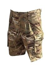 British Army - MTP CAMOUFLAGE SHORTS - Genuine - Size 30/96/112 - Large - NEW