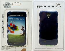 NEW Body Glove Samsung Galaxy S4 Blue Case Smart Cell Phone Cover suit tough