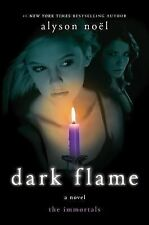 Dark Flame 4 by Alyson No�l (2010, Hardcover)