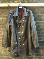NYPD HIGHWAY PATROL JACKET Brown SIZE 54 NEW