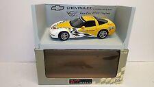 1:18 UT models chevrolet corvette rythme voiture 2000 DAYTONA MIB (1:18 46)