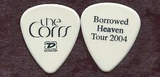 CORRS 2004 Borrowed Heaven Tour Guitar Pick!!! custom concert stage Pick #4