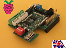 Rs-Pi SPI 23s17 x2 - uln2803 x2 32bit GPIO multi-function Board for Raspberry Pi