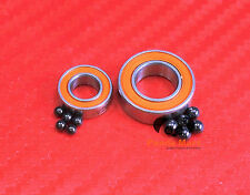 Hybrid Ceramic Ball Bearings Fits QUANTUM CATALYST PT CT101SPT (SPOOL) ABEC-7