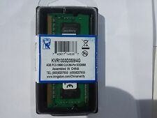 UK. New !  4GB    PC3-10600 1333mhz 204 pin SODIMM DDR3 Laptop ram memory