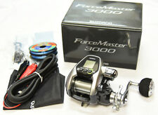 2015 NEW Shimano Force Master 3000 PE#5(52lb/24kg)-300m Electric Reel From Japan