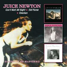 Juice Newton - Can't Wait All Night/Old Flame/Emotion - CD