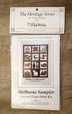 The Posy Collection The Heritage Series Shelburne Museum Cross Stitch Kit NIP