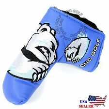 Beast Mode Headcover Putter Cover For Scotty Cameron Odyssey Taylormade Blade