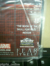 Heroclix Marvel Fear Itself Book of the Skull Fortress Map Factory Sealed NEW #1