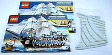 LEGO 10210 Imperial Flagship BOXED 100% COMPLETO SEE IMAGE 2010 PIRATI VELIERO