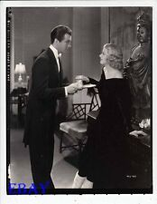 Robert Taylor Jean Harlow Photo from Original Negative Personal Property