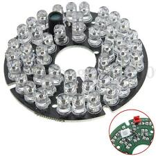 48 LED IR Infrared illuminator 60 Degree Bulb Board For CCTV Security CCD Camera