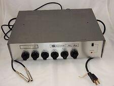Bogen Flex Pak Amplifier Solid State Amplifier Model CHS-100A