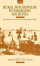 Rural Households in Emerging Societies: Technology and Change in Sub-Saharan Afr