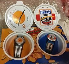 SWATCH BREAKFAST SET TWO WATCHES 1996 VINTAGE COLLECTIBLE SEALED RARE