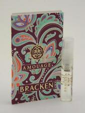 Amouage BRACKEN Man Vial Spray 2ml New With Card