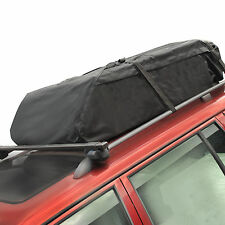 EXTRA LARGE AERO WEATHER RESISTANT 458L CAR VAN 4X4 ROOF TOP CARGO TRAVEL BAG