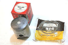 Kawasaki 1998 KR150 Piston & Rings oversize 1.50 New