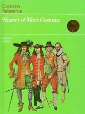 History of Men's Costume (Costume Reference Books)