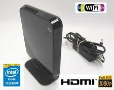 Intel Celeron Dual Core Mini PC HTPC Compact Computer HDMI Wi-Fi XBMC 4GB 320GB