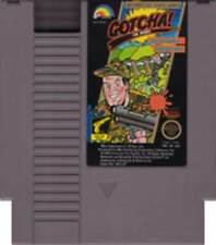 Gotcha - NES Nintendo Paintball Light Gun Game